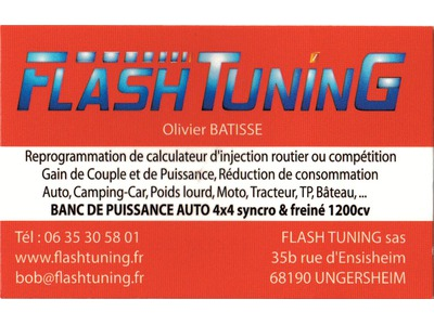 Flash Tuning